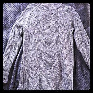 Long Chunky Sweater